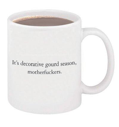 Gourd mug mockup front 2