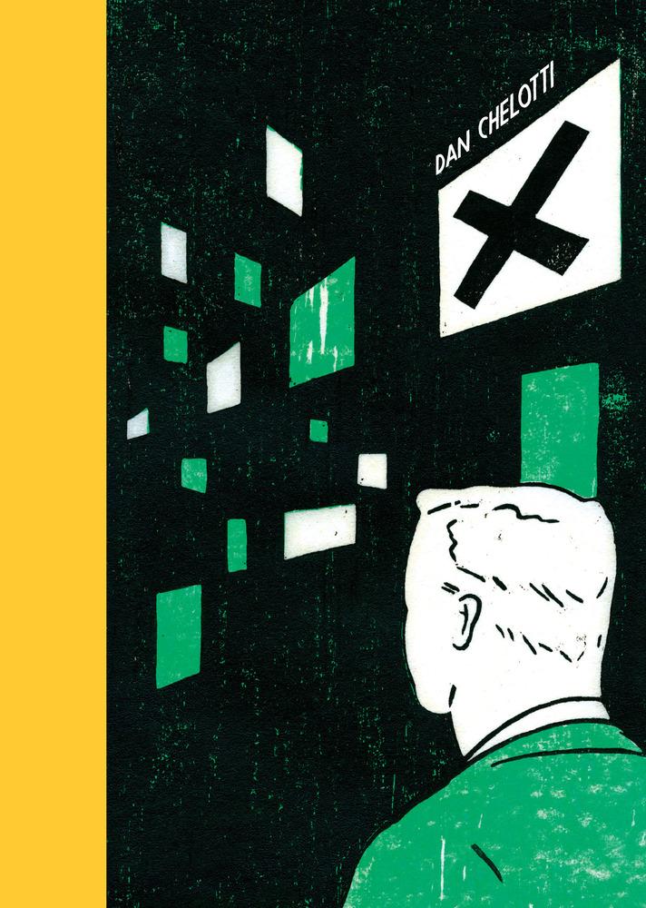 Book cover: X