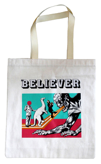 Le Believer Tote Bag