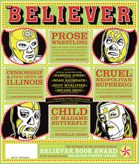 The Believer May 2013