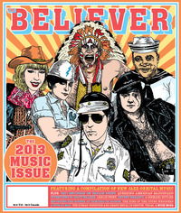 The Believer July/August 2013