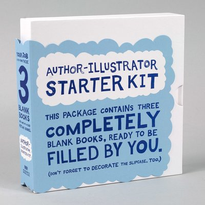 Author illustrator starter kit 4 lg