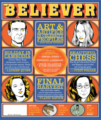 The Believer May 2014