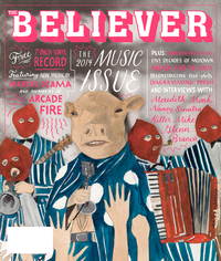 The Believer July/August Music Issue
