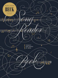 Beck's Song Reader (album tie-in edition!)