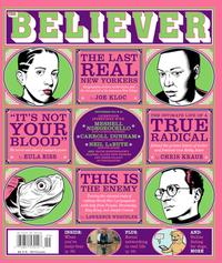 The Believer September 2014