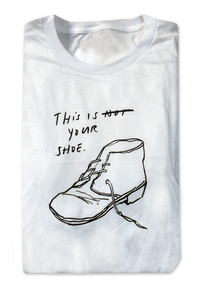 This Is Your Shoe T-Shirt