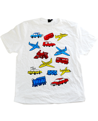 Planes, Trains and Automobiles T-Shirt