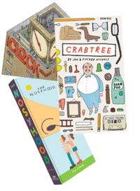 Oddly Shaped Picture Book Bundle