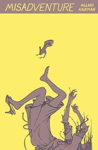 Misadventure paperback lores