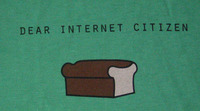 Dear Internet Citizen T-Shirt