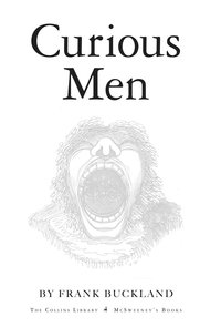 Curious men lores