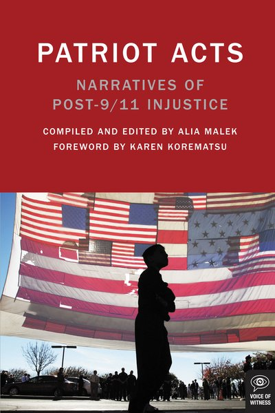 Patriot act narratives of injustice lores