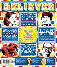 The Believer February 2012