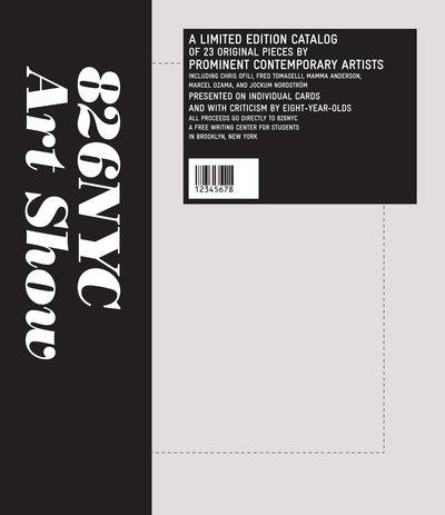 826nyc art show